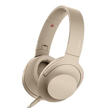 索尼 MDR-H600A 高解析度头戴式立体声通话耳机