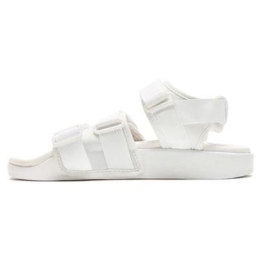 阿迪达斯 三叶草凉鞋男女鞋ADILETTE魔术贴双绑带沙滩鞋BB5096