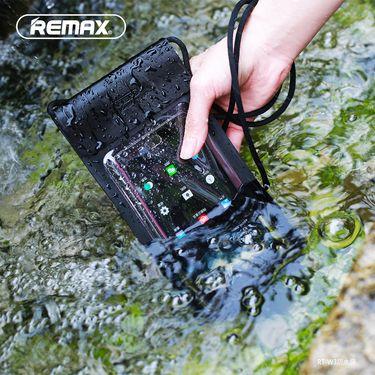 REMAX 睿量 W3手机防水袋防摔iPhone8plus游泳水下触屏拍照防水套