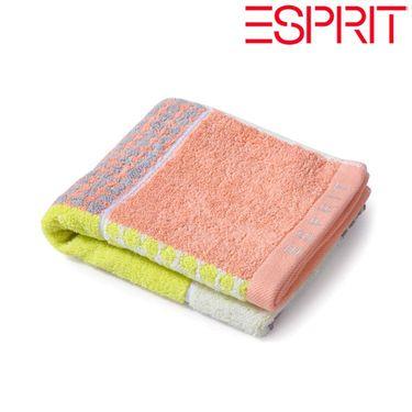ESPRIT 家居家纺 超柔雅致毛巾 TL77方巾 运动健身吸水吸汗 户外时尚高档毛巾