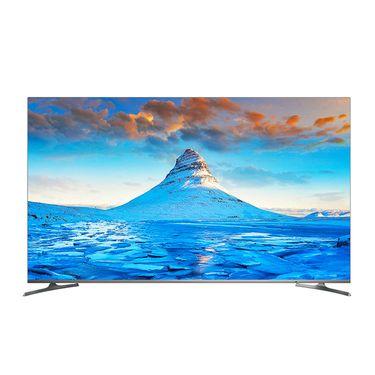 创维 55H5 55英寸全面屏人工智能HDR4K超高清网络液晶电视机 银灰色