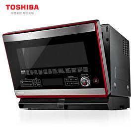 TOSHIBA/东芝 石窑料理炉烘焙A7-320D家用多功能智能台式微波炉水波炉电烤箱微蒸烤三合一