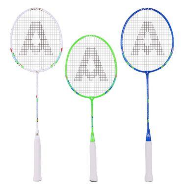 Agnite 安格耐特 带球羽毛球拍三支亲子套装 F2116(附带羽毛球3只 球拍包一个)