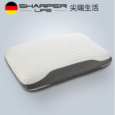 SharperLife 尖端生活 枕头枕芯 记忆枕颈椎枕 亲水绵枕  成人枕 M2零度舒压2700g