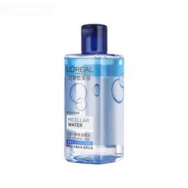 欧莱雅 三合一卸妆水深澈型 250ml 深层清洁卸妆,温和不刺激