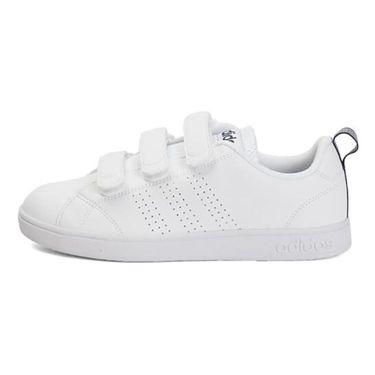 阿迪达斯 Adidas男女夏季新款魔术贴轻便休闲鞋板鞋网球鞋AW5211/AW5210