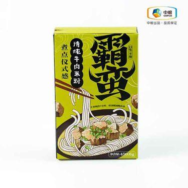 中粮 霸蛮清炖牛肉米粉450.6g