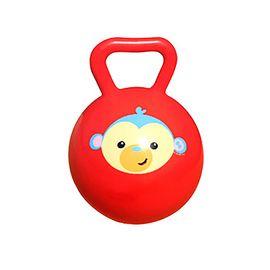 费雪 牌  婴幼儿手柄摇铃球 早教益智手抓玩具球