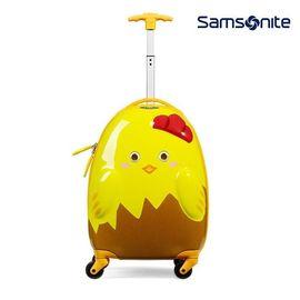 新秀丽 儿童背包四轮拉杆箱  黄色小黄鸡图案U22系列