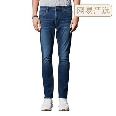 网易严选 男式无侧骨舒适天丝牛仔裤