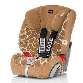 Britax/宝得适 宝宝汽车儿童安全座椅 超级百变王白金版 适合9个月-12岁