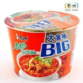 康师傅 大食桶香辣牛肉(桶装 143g)