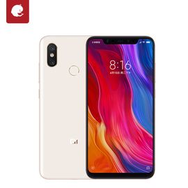 小米 Xiaomi/小米8 6GB+128G金色手机 小米8金色全网通手机手机
