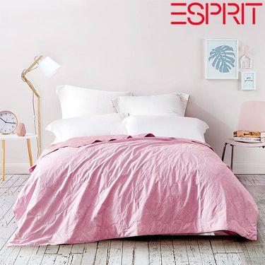 ESPRIT 蔻特恩防螨水洗桑蚕丝被 EAD0122粉色 夏被空调被