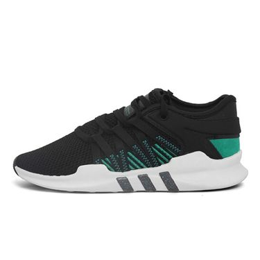 阿迪达斯 adidas 女鞋新款三叶草黑色休闲鞋跑步鞋 CQ2158