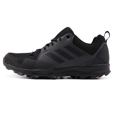 阿迪达斯 Adidas 男鞋 新款黑色 运动跑步鞋 S80898