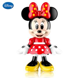 DISNEY 迪士尼益智故事机早教机智能机器人可充电下载儿童玩具1-3岁3-6岁 智能wifi版红色米妮 16G