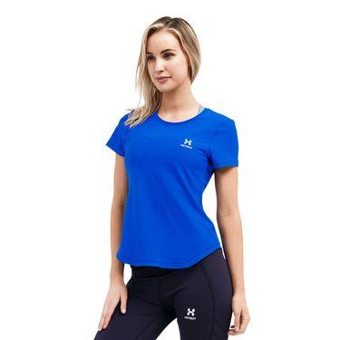 HOTSUIT 美国后秀短袖女2018夏季新款运动T恤薄款透气圆领跑步上衣女6802015