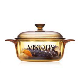 康宁 Visions晶彩透明锅 0.8L VS-08