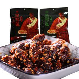 黑帐篷 【川西高原特产】牦牛肉 150g 袋装 红原牦牛肉干 休闲零 食