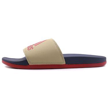 阿迪达斯 Adidas 男鞋 新款沙滩休闲凉鞋运动拖鞋CG3424