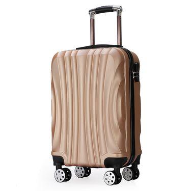 形象派 贝壳款拉杆箱高档行李箱学生密码万向轮旅行箱 9106
