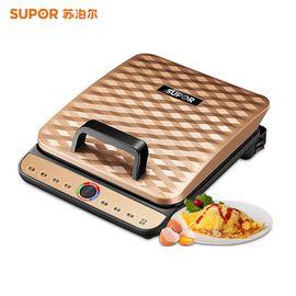 苏泊尔 (SUPOR)智能火红点电饼铛双面加热家用煎烤机JD2725A834-130