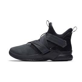 耐克 男鞋2018夏新款LEBRON SOLDIER 12运动篮球鞋AO4055