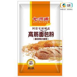 中粮 七河源 高筋面包粉500g