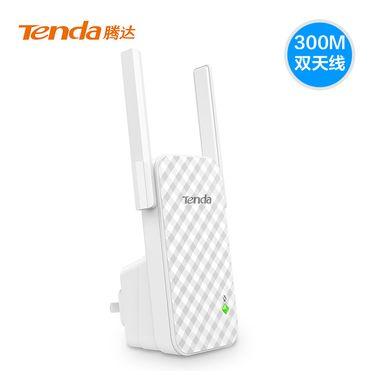 腾达 A9无线WiFi信号增强放大器 家用网络接收扩大扩展wf路由中继蹭wife神器waifai远距离穿墙王大功率
