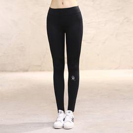makino/犸凯奴 2018新款 时尚修身 女款打底裤 运动健身 M241712010
