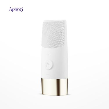 APIYOO 艾优电动硅胶洁面仪男女洗脸毛孔清洁器充电式家用洁面仪D7
