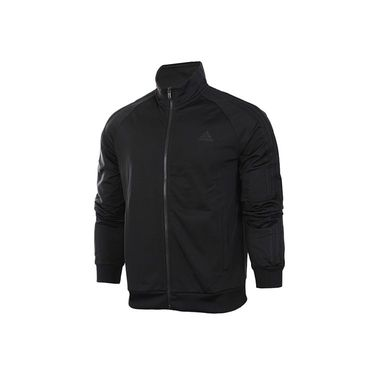 阿迪达斯 Adidas 男装2018秋新款针织立领休闲运动服夹克外套CD8744  奇欢体育