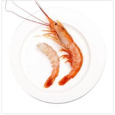 中粮 凌鲜大洋世家野生阿根廷红虾2kg盒装(40-60只)