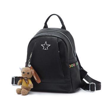 doodoo 新款百搭学生书包大容量双肩背包 D8709
