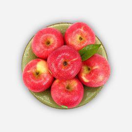 华圣 洛川红富士苹果6粒装 1.2kg