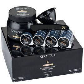 KERASTASE 卡诗黑钻凝时鱼子酱发膜500ml修护油精油套装海洋能量多效滋养