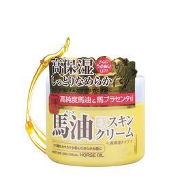 Loshi 北海道马油乳液100g 日本进口 保湿补水 香港普维