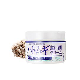 Loshi 马油薏仁超润身体乳220g 日本进口 滋润保湿 香港普维
