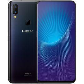vivo NEX屏幕指纹版 8+128GB【顺丰闪发赠豪礼】星钻黑 全网通4G手机 双卡双待