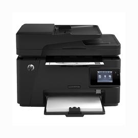 HP LaserJet Pro MFP M128fw黑白激光多功能一体机 无线打印复印扫描传真