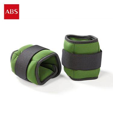 ABS 爱彼此 FitTime有氧健身系列手脚负重沙袋两件组(0.5kg)