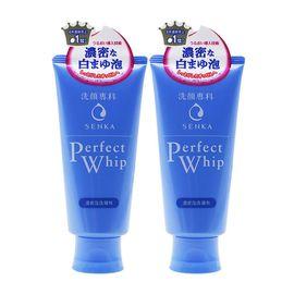 Shiseido/资生堂 日本Perfect Whip洗颜专科洁面乳洗面奶 120g  海豚跨境
