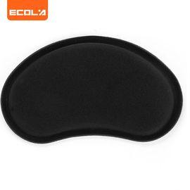 ECOLA/宜客莱 鼠标垫护腕 超舒适记忆棉 笔记本台式电脑办公桌游戏护腕托垫  黑色TOK-MF05BK