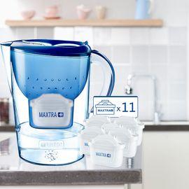 碧然德  brita碧然德marella3.5L净水壶家用过滤水壶 净水器滤水器1壶12芯
