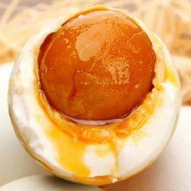 橙王哥 北海烤鸭蛋 20枚装  吃海鲜的鸭蛋  多油咸香