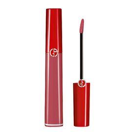 GIORGIO ARMANI乔治·阿玛尼 阿玛尼 臻致丝绒红管唇釉 6.5ML  意大利进口  持久水润 色彩饱和  海豚跨境