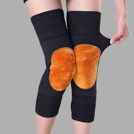 北极绒 冬季男女士保暖护膝 膝盖加厚加绒防风防寒护腿