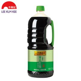 李锦记 薄盐生抽1750ml装薄盐酱油酿造酱油减盐生抽厨房调味品