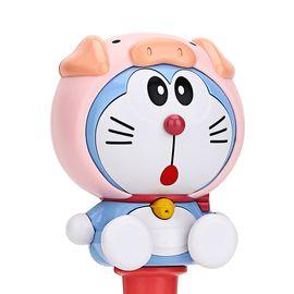 益米 哆啦a梦手摇铃手抓球合集 婴儿0-1岁宝宝玩具 牙胶耳朵 磨牙按摩 炫彩灯光 安抚音乐
